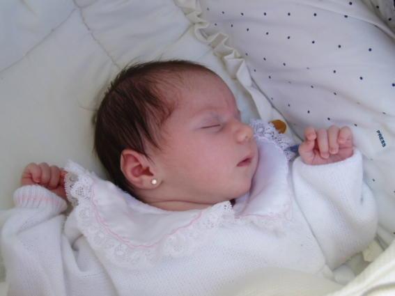 Niñas recien nacidas lindas - Imagui